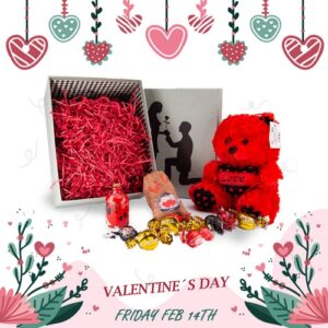 valentine gift pack code 028
